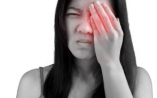 Болит левый глаз к чему это
