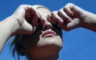 Что надо есть чтобы не болели глаза?