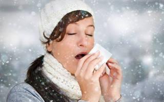 Слезятся глаза болит горло насморк чем лечить