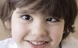 Народные средства от косоглазия у детей