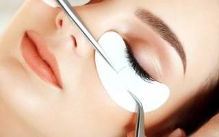 Опухли и болят глаза после наращивания ресниц