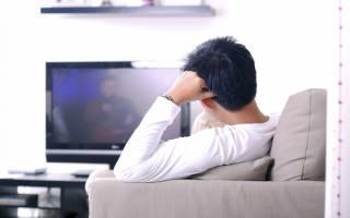 Болят глаза от компьютера и телевизора