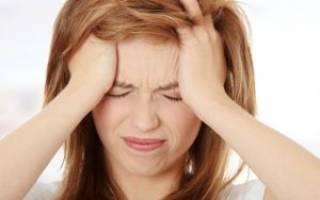 Болит голова и глаза после родов