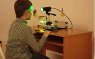 Программа eye для диагностики и лечения косоглазия и амблиопии