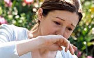 Аллергический ринит и конъюнктивит симптомы и лечение