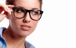 Очки для ребенка 6 месяцев из за косоглазия