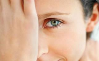 Оксолиновая мазь при ячмене на глазу