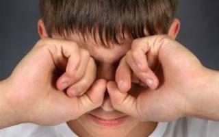 Болит глаз изнутри что это может быть и чем лечить