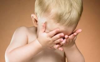 Конъюнктивит у 8 месячного ребенка чем лечить