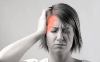 Болит лоб и глаз справа