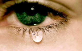 Глаза болят и щипят как от лука что это