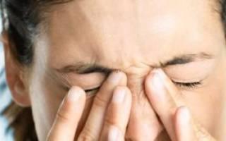 Ячмень на глазу болит при моргании