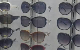 Солнцезащитные очки 3 категории болят глаза