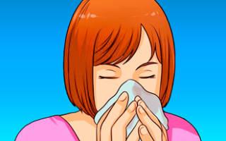 Глаз сильно болит и вода течет из носа