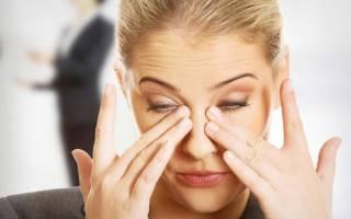 Болит глаз и чешется второй день уже опух