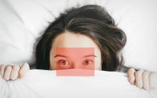 Почему при гриппе слезятся и болят глаза?