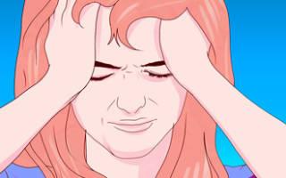 Болит между глаз над носом