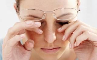 Если больно водить глазами и болит голова