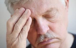 Болит шея и глаз с правой стороны