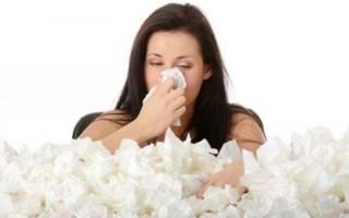 Болит горло и опух глаз