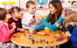 Конъюнктивит у ребенка в детском саду