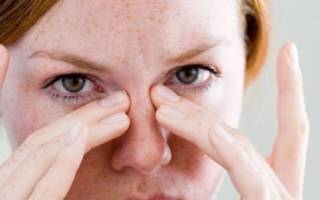 Хронический конъюнктивит у пожилых людей