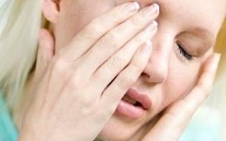 Болят глаза из за недосыпа