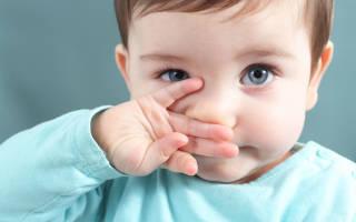 У ребенка болит голова и красные глаза